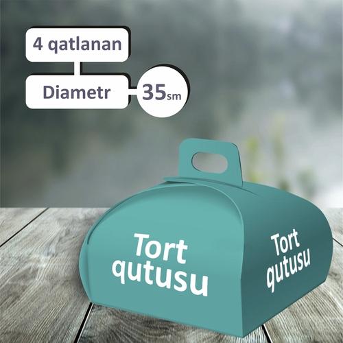 Tort qutusu D35/4
