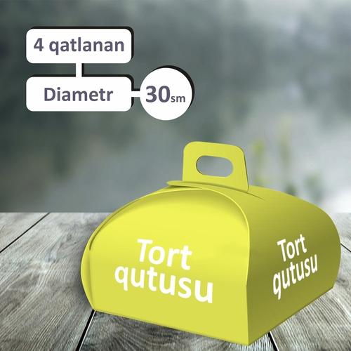 Tort qutusu D30/4